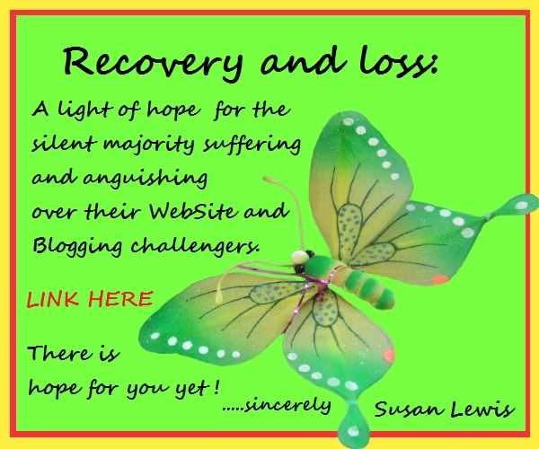 Recovery and loss is a part of life. However these bring changes. Changes that most Autistic people have challenges facing.